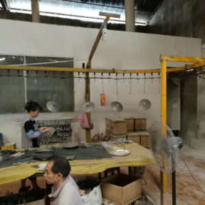 Wellin Pendant Light production pictures (2)