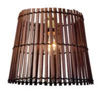 Wood Pendant Light WZL001