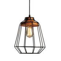 Wood Pendant Light WZL002