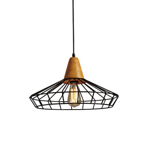 WOOD PENDANT LIGHT WZL003