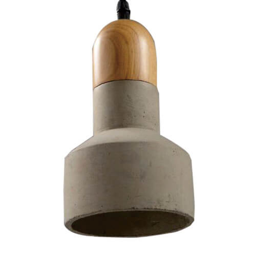 Concrete Pendant Light PC302