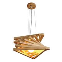 Wood Pendant Light WZL021