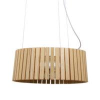 Wood Pendant Light WZL030