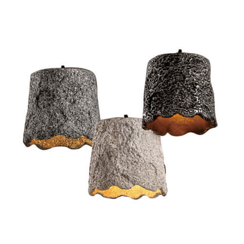 Concrete Pendant Light PC305-A.B.C.