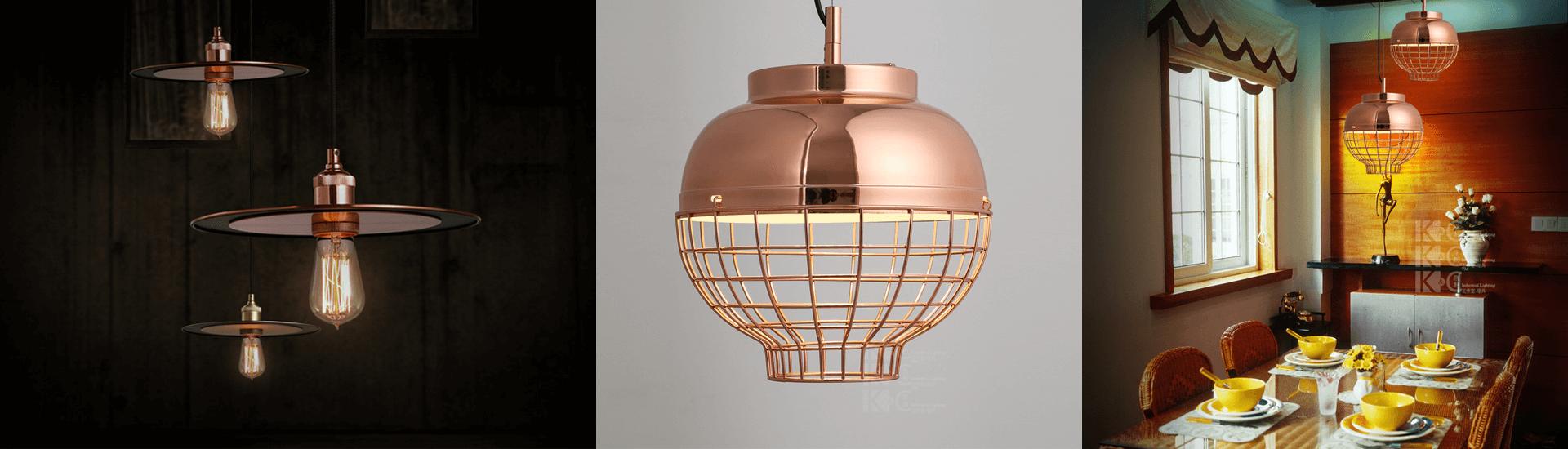 Fashion Iron pendant light