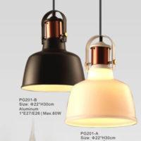 Glass Pendant Light PG201A/B