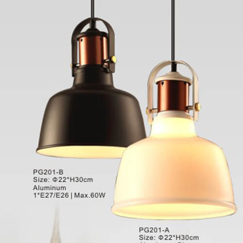 Glass Pendant Light PG201A/B
