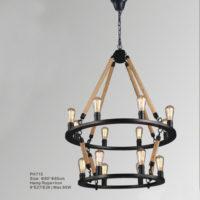 Hemp Rope pendant light PH715