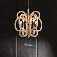 Hemp Rope Pendant Light PH784