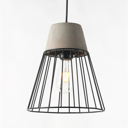 Concrete Pendant Light PC350