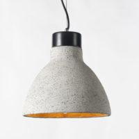 Concrete pendant light PC352