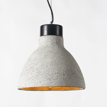 Concrete pendant light PC352