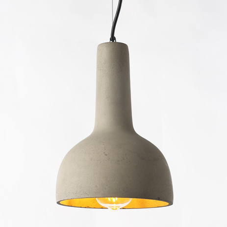 Concrete pendant light PC354