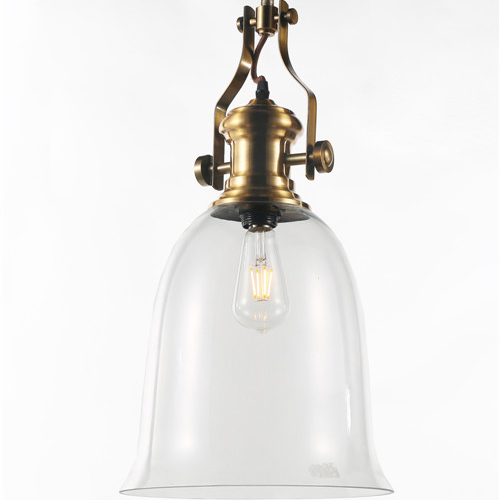 Glass pendant light PG225