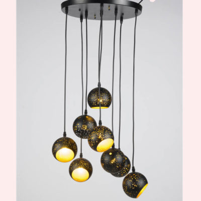 Etching Process Pendant Lamp WFS1739