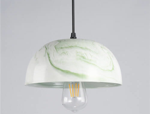 Concrete Pendant Light WSN078B