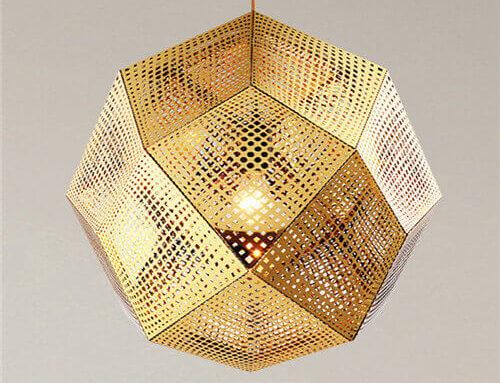 Etching Process Pendant Lamp WFS1775