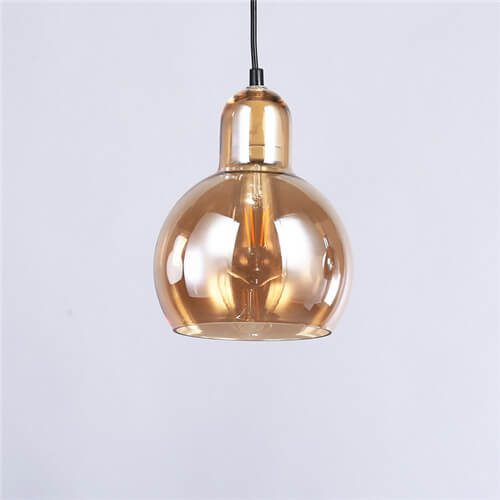 Glass-Pendant- Light WBL038B