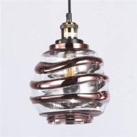 Glass-Pendant- Light WBL042B