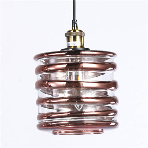 Glass-Pendant- Light WBL042C