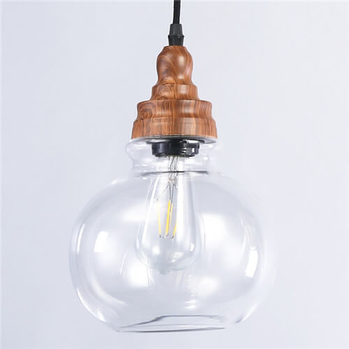 Glass-Pendant- Light WBL044A