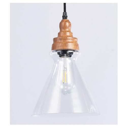 Glass-Pendant- Light WBL044B