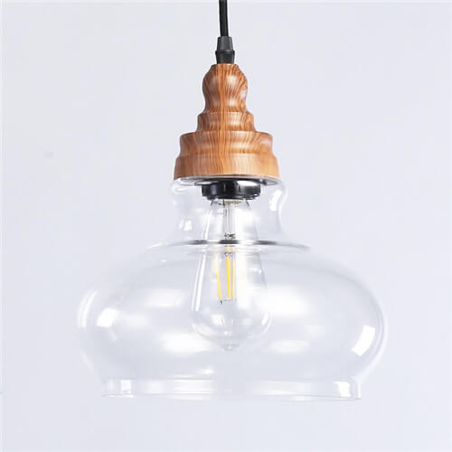 Glass-Pendant- Light WBL044C
