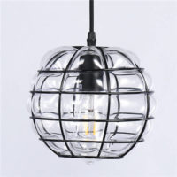 Glass-Pendant- Light WBL045A