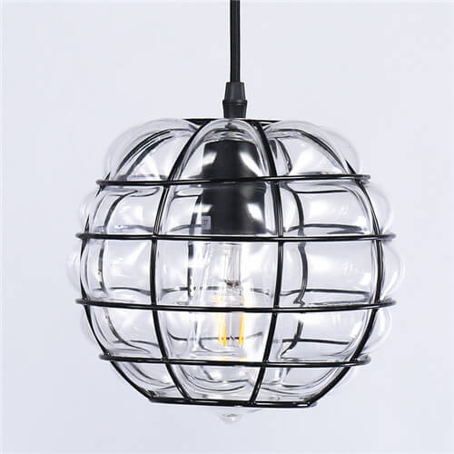 Glass-Pendant- Light WBL045A