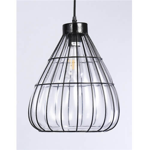 Glass-Pendant- Light WBL045C
