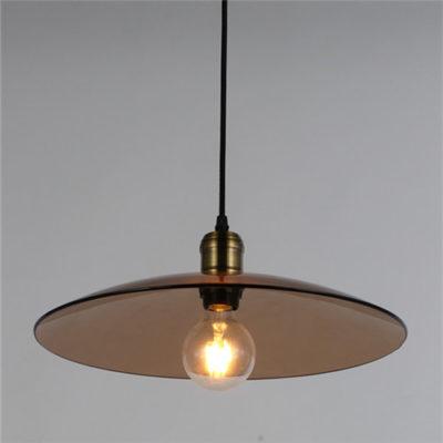 Glass Pendant Light WBL057
