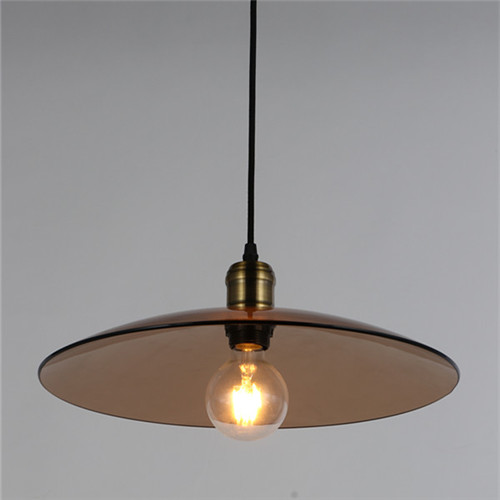 Glass Pendant Light WBL057