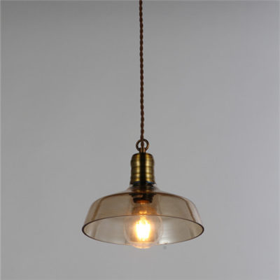 Glass Pendant Light WBL058