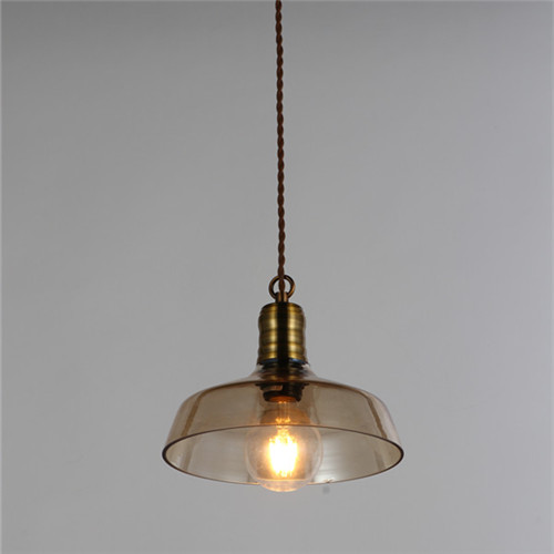 Glass Pendant Light WBL058