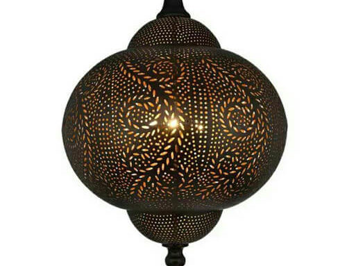 Etching Process Pendant Lamp WFS18002