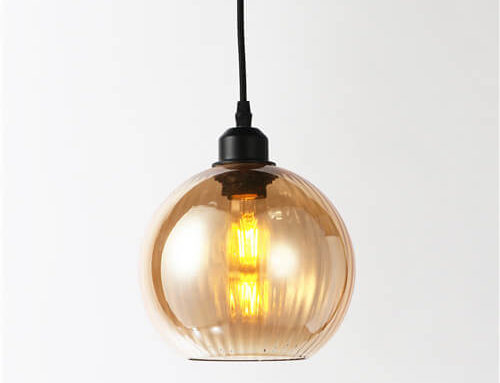 Glass Pendant Light WBL082