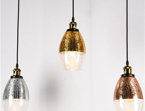 Glass Pendant Light WBL092