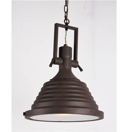 Iron Pendant Light WTY333