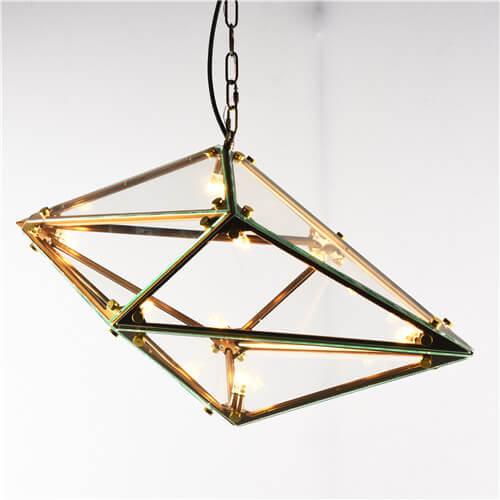 Iron Pendant Light WTY339