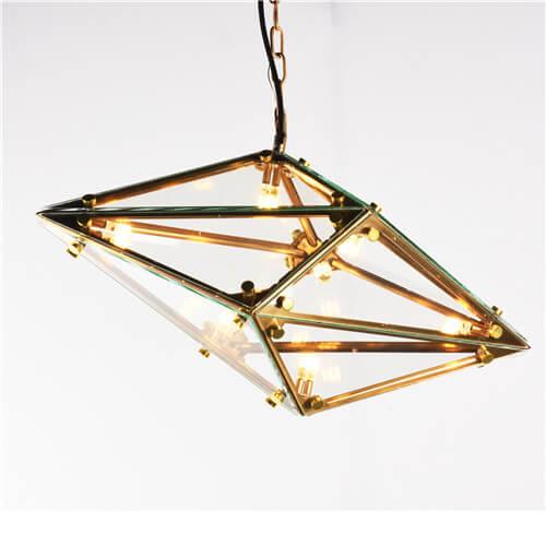 Iron Pendant Light WTY340