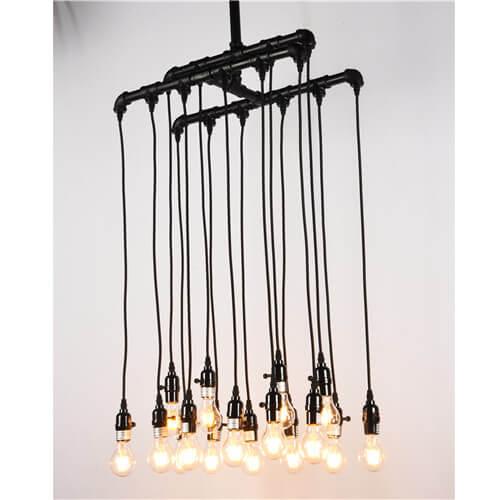 Iron Pendant Light WTY341