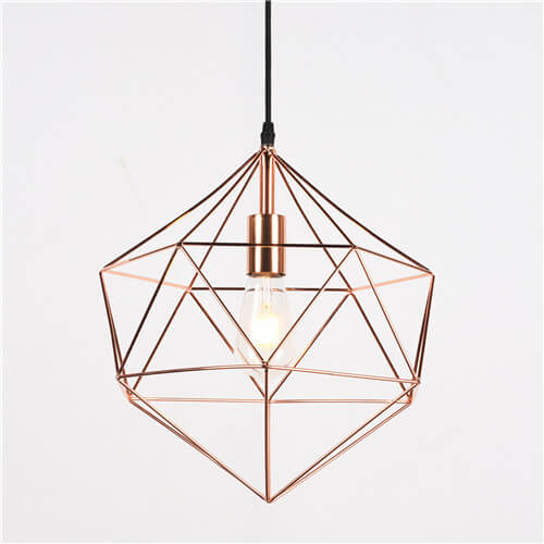Iron Pendant Light WTY342