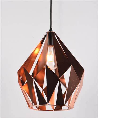 Iron Pendant Light WTY343