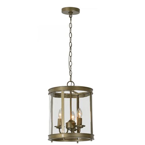 Iron Pendant Light WTY346