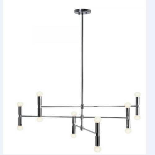 Iron Pendant Light WTY347