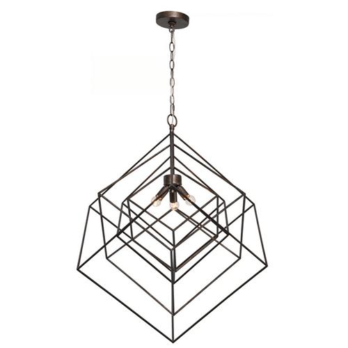 Iron Pendant Light WTY349