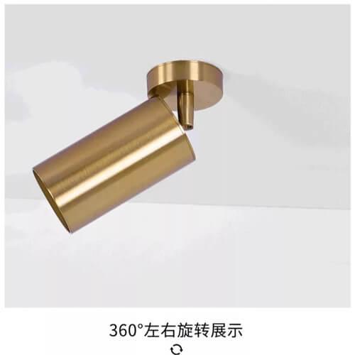 Iron Pendant Light WTY353