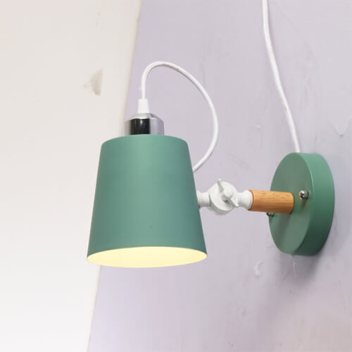 Macaron Color Wall Lamp WBD065 a