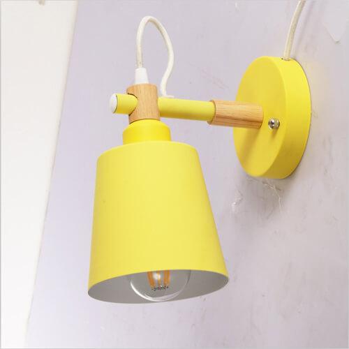 Macaron Color Wall Lamp WBD070 b