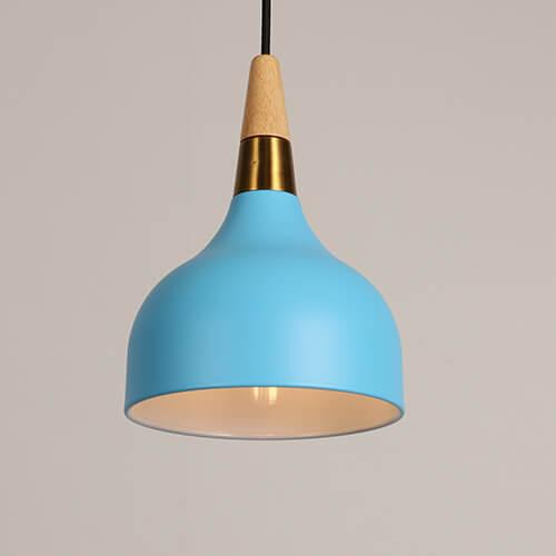 Aluminum Pendant Light WLD136 1